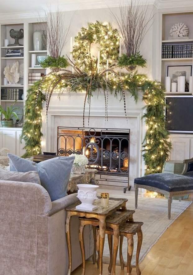 Серый, Светло-серый, Темно-зеленый, Бежевый,  цвет в Гостинная, холл, Мебель и предметы интерьера, Декор, , Гостинная, холл, Мебель и предметы интерьера, Декор,  в стиле классика, .