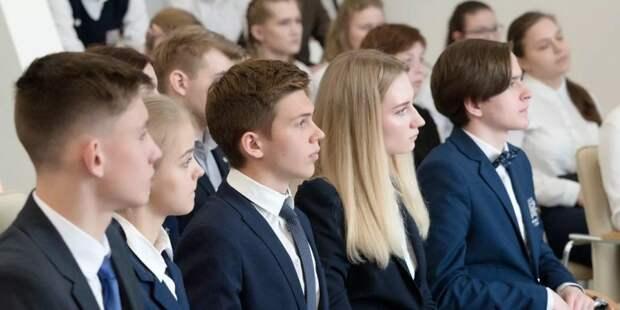 Сенатор Инна Святенко: Законопроект о молодежи поможет создать крепкую базу социального государства / Фото: mos.ru