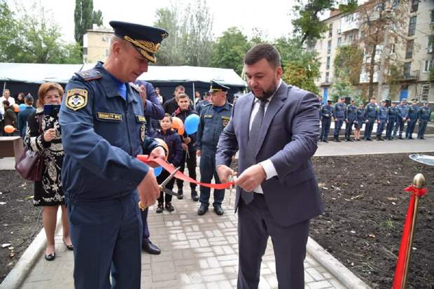 Сотрудники МЧС ДНР получили новые квартиры