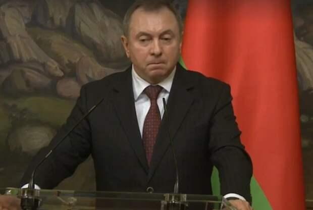 Глава МИД Белоруссии пообещал асимметричные меры в ответ на санкции стран Балтии
