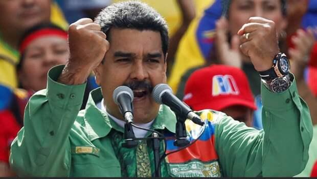 Венесуэльский парламент объявил законно избранного президента страны узурпатором власти