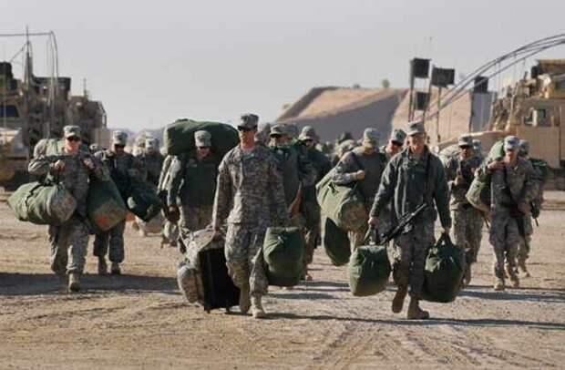 """Американские СМИ: """"Собираем вещи: США покинут Ирак и Сирию"""""""