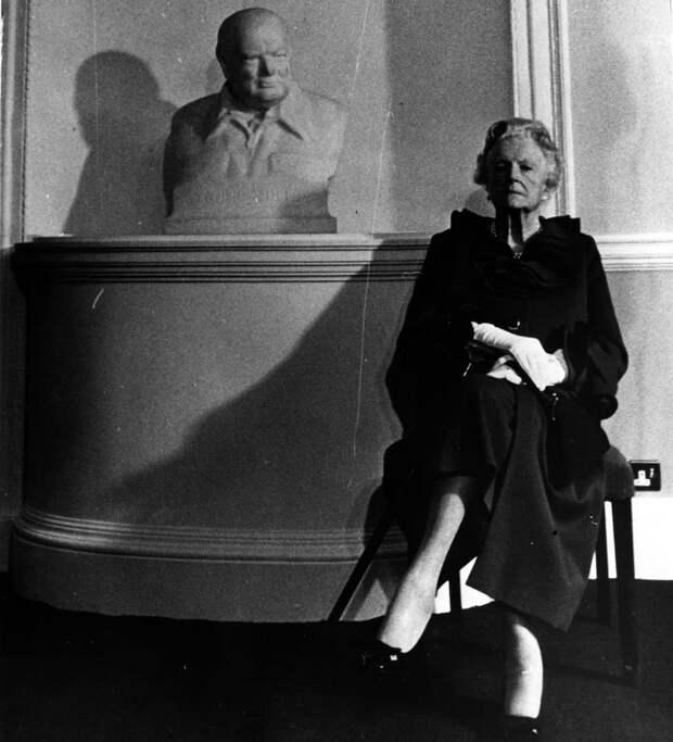 Клементина Черчилль — жена гениального политика, без которой мировая история была бы другой