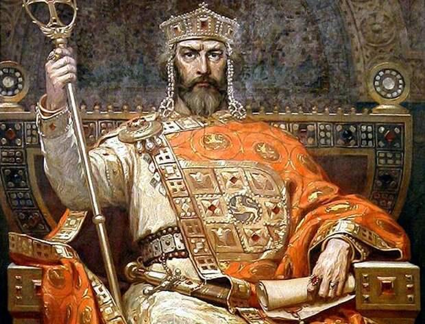 МУДРЕЙШЕГО ЦАРЯ Константина Багрянородного ОБ ОБЛАСТЯХ, ПРИНАДЛЕЖАЩИХ РИМСКОЙ ИМПЕРИИ,