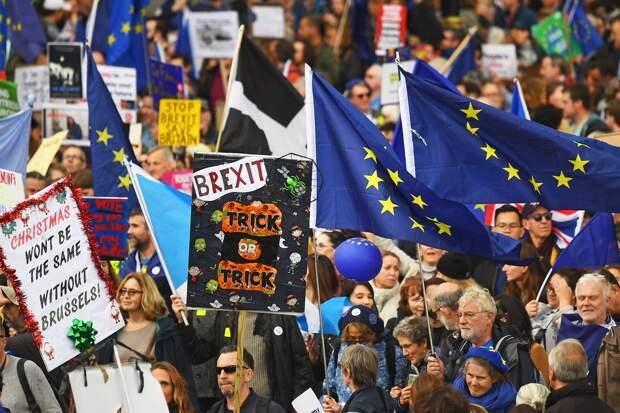 Усталость от Brexit и досрочные выборы в Великобритании