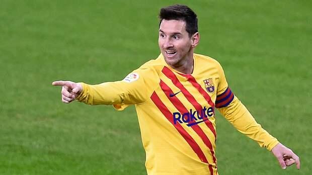 Месси стал первым футболистом, забившим 20 и более голов в 13 сезонах подряд в топ-5 лиг Европы