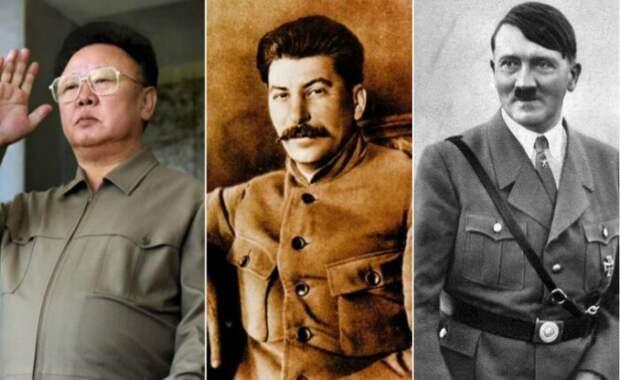 Усы Гитлера, маски для волос Саддама Хусейна и другие забавные странности диктаторов