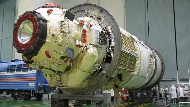 Модуль «Наука» успешно состыковался с МКС
