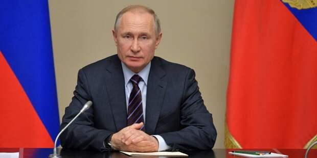 Путин пообщался со спецпредставителем президента США