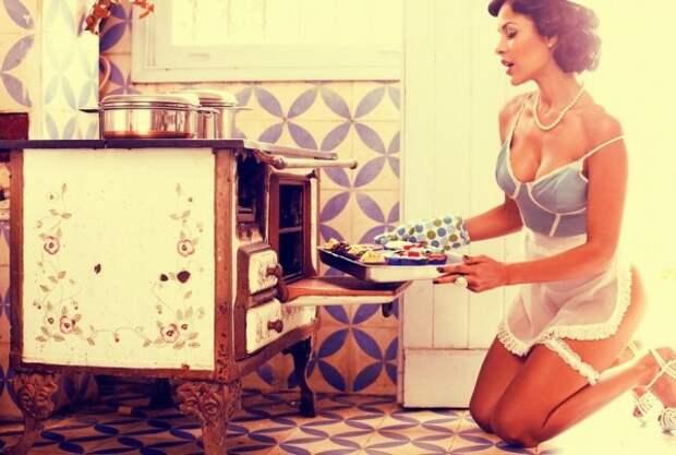 Быть домохозяйкой легко!