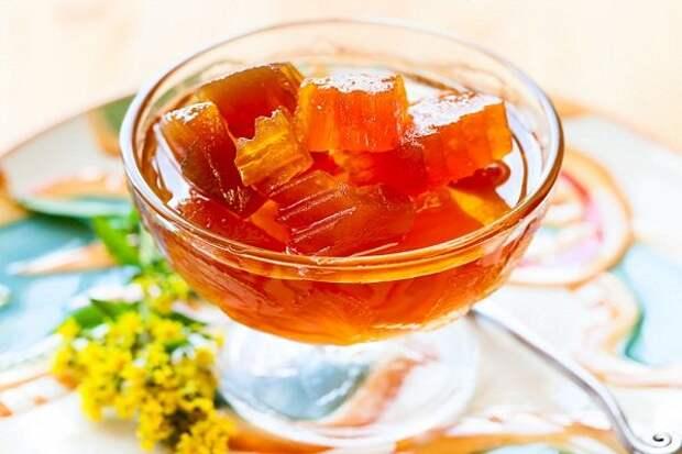 Мармелад из тыквы - быстро, вкусно и полезно