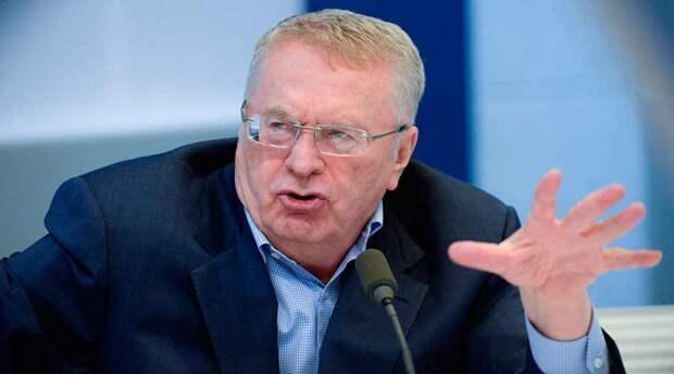 «Мы – северная страна», - Жириновский назвал главные проблемы российского футбола