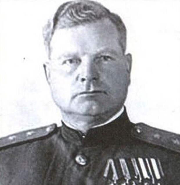 Командующий Крымским фронтом Д.Т.Козлов