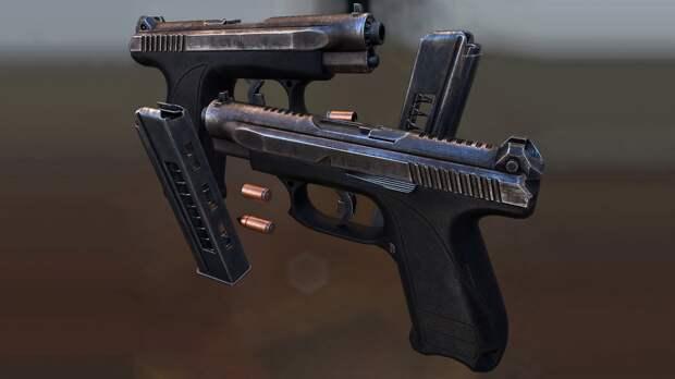 Российский пистолет Грязева-Шипунова (ГШ-18): история создания и характеристики