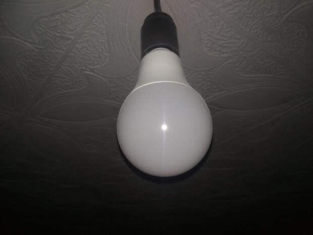 Хитрость, чтобы не тратить деньги на новые лампы