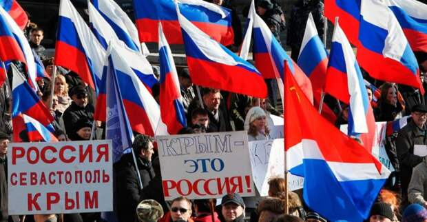 Повторный референдум в Крыму будет стоить Украине независимости