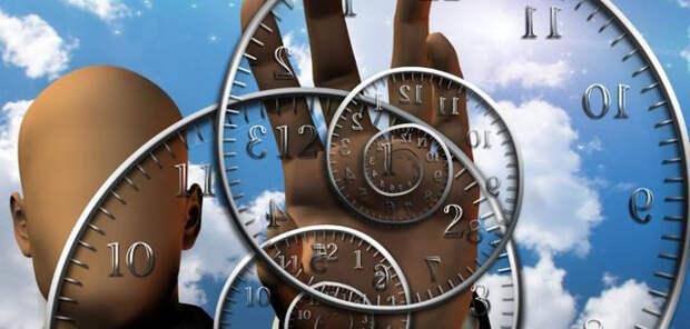 теория, Гипотеза фантомного времени
