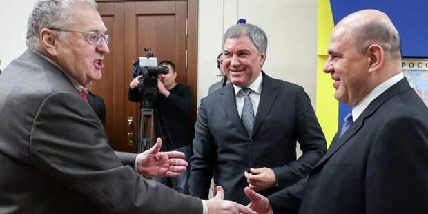 Жириновский рассказал о важности дисциплины?