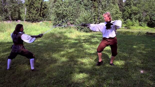 Рапира: что представляет собой колющее оружие прирожденных фехтовальщиков