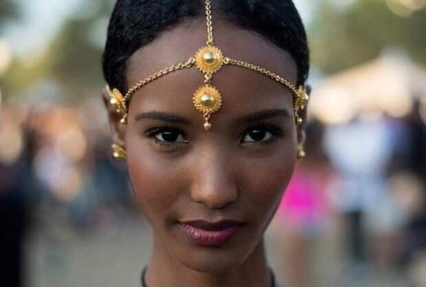 Невероятная красота женщин восточной африки, от которых не отвести взгляда