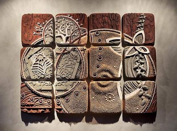 керамика художник Chris Gryder - 05