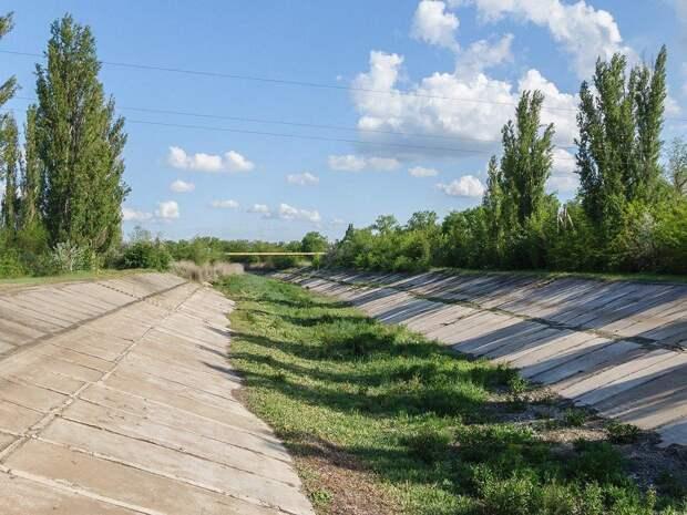 Аксенов объявил о дефиците чистой воды в Крыму