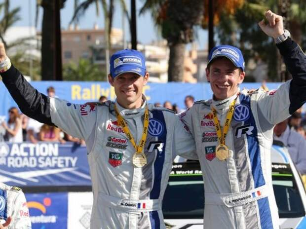 WRC: Себастьен Ожье – двукратный чемпион