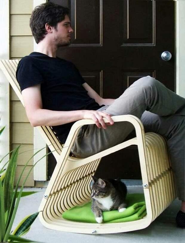 Мебель для любимых и любящих (подборка)