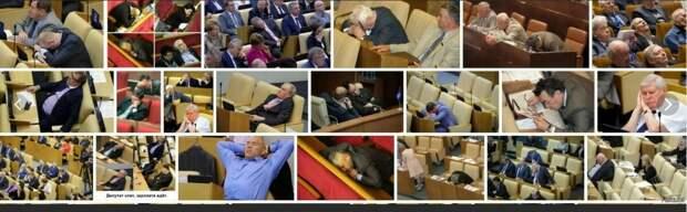 Заседания в Государственной думе . Фото из свободного доступа в инете.