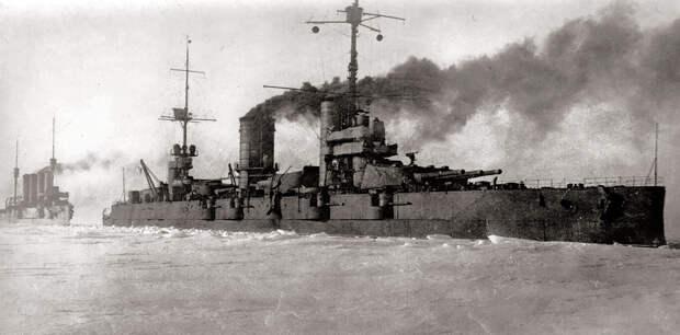 Английские и французские агенты утопили половину Черноморского флота и едва не ликвидировали флот Балтийский