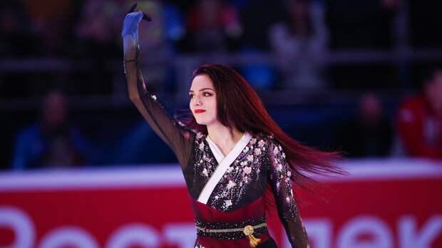 Фигуристка Евгения Медведева назвала американского ультрамарафонца Джурека своим спортсменом-вдохновителем