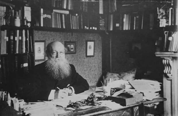 100 лет без Кропоткина