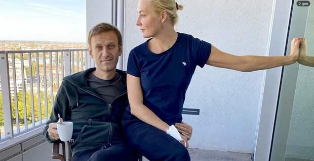 Симптомы «отравления» Навального не похожи на применение отравляющего вещества «Новичок»