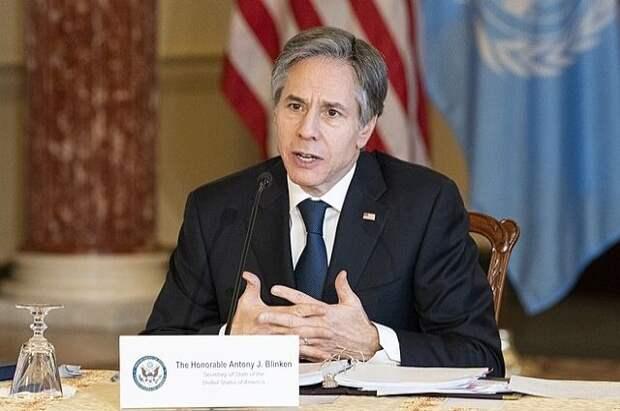 Блинкен призвал главу Туниса к диалогу с оппозицией