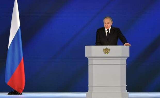Политологи объяснили фразу о «красной черте» для западных стран в послании Путина