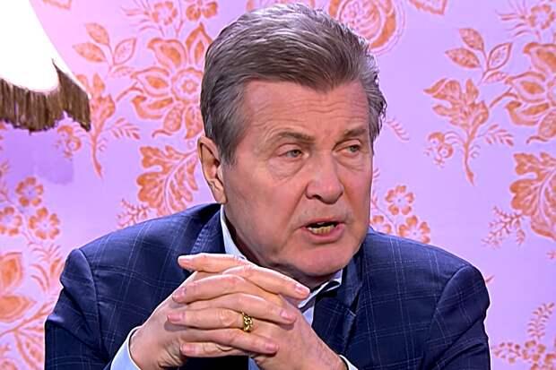 Лещенко осудил матерящихся на сцене артистов