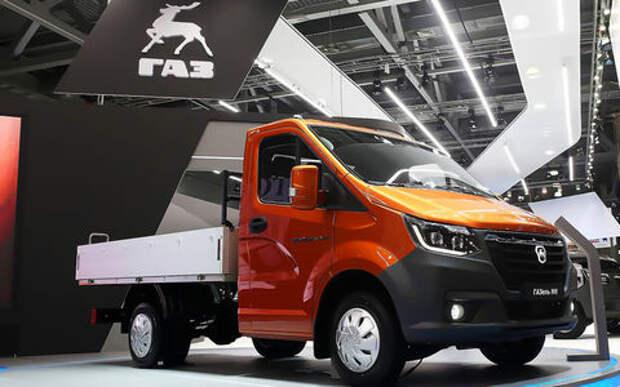 ГАЗ представил новое поколение ГАЗели
