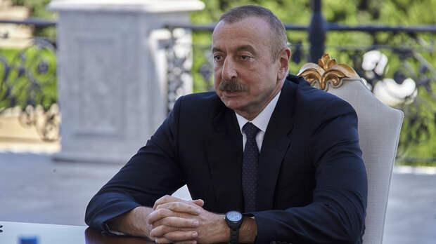 Подстава для России? Алиев сделал громкое заявление по поставкам оружия для своей армии