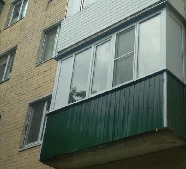 Зачем нужно остеклять балкон?