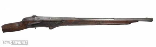 Самый ранний огнестрел: пули погуще