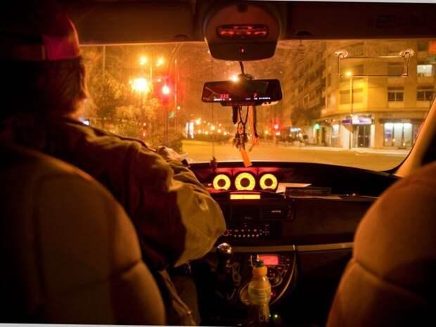 Смешная байка от таксиста