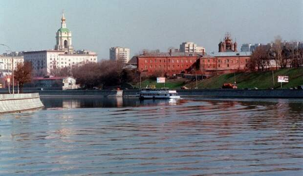 Крутицкую набережную в Москве продлят до Третьего транспортного кольца
