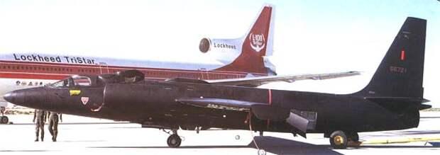 На фотографии - прототип U-2B