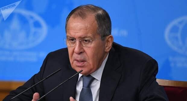 Лавров направил жесткое послание Евросоюзу