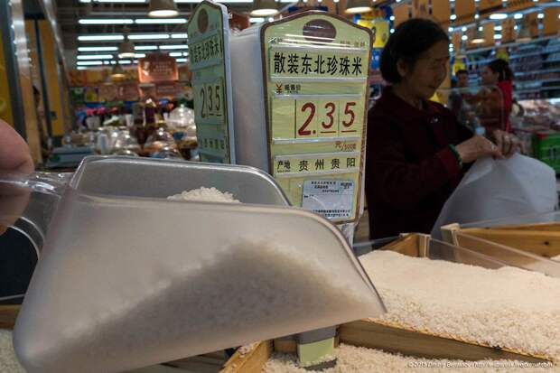 Сладкая колбаса, или Чем питаются обычные китайцы