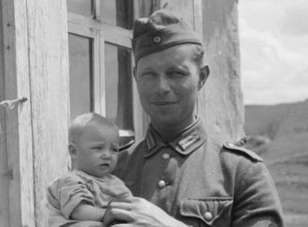 Советские потомки немецких солдат: сколько детей родилось отврага вВеликую Отечественную