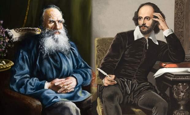 Почему Толстой против Шекспира?
