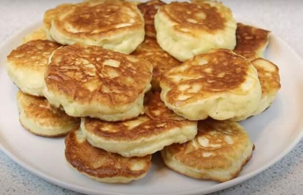 Присканцы - необычные украинские пирожки