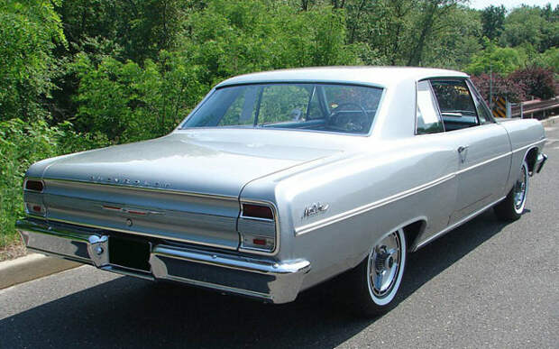 Chevrolet Chevelle (1-е поколение: 1964-1967)