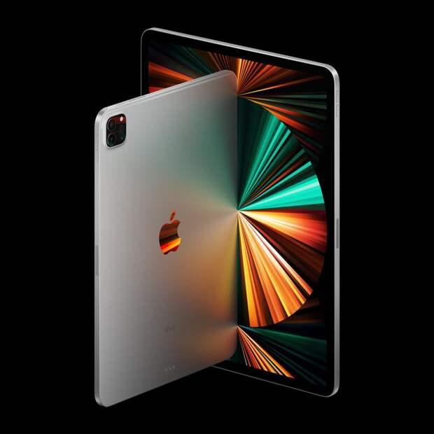 Самый мощный в истории: встречайте первый iPad Pro с процессором M1, дисплеем Liquid Retina XDR с mini-LED, 5G и Thunderbolt